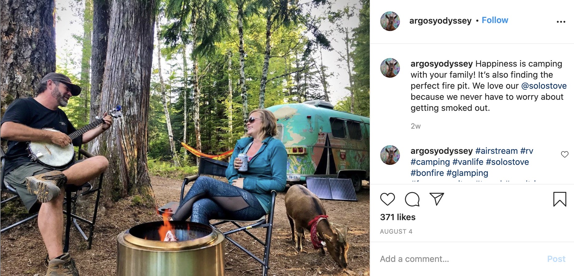 Customer Spotlight: Solo Stove